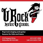 U-Rock Music School – Stittsville-Kanata