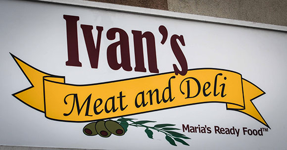 Ivan's is located at 1496 Stittsville Main Street.