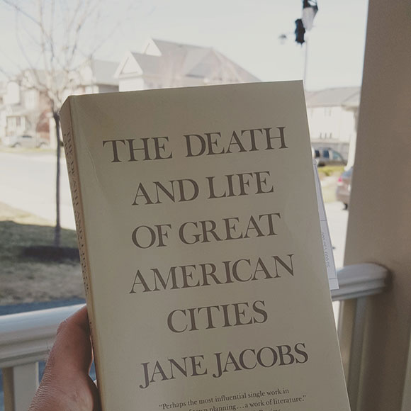 The Death and Life of Great American Cities, written in 1961 by Jane Jacobs, was one of the most influential books on urban design in the late 20th century.