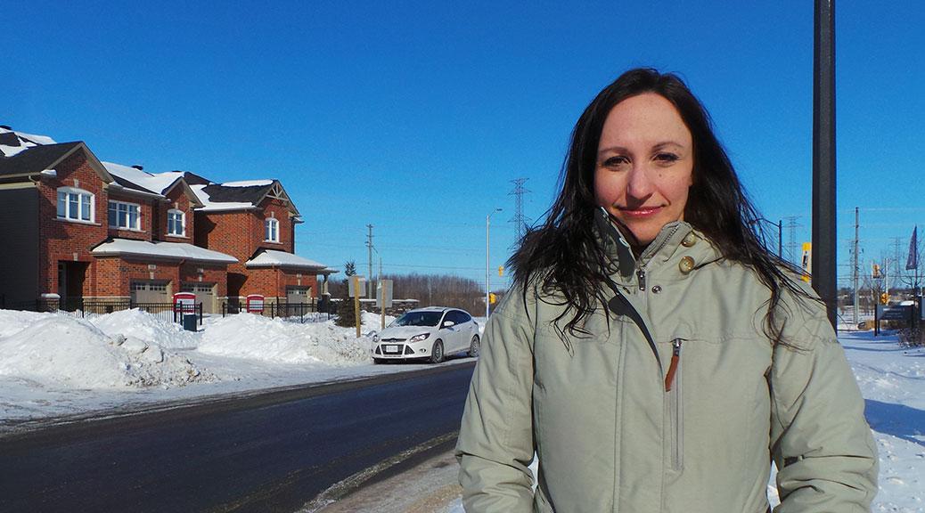 Blackstone resident Jennifer Youn