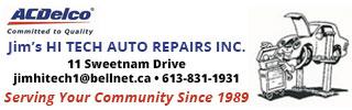 Jim's High Tech Auto Repairs