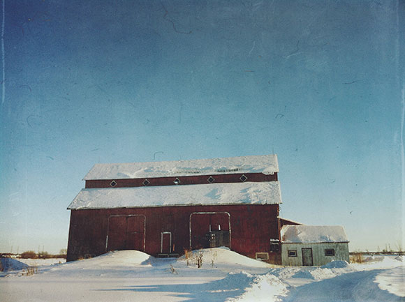 Bradley-Craig barn. Photo by Joe Newton.
