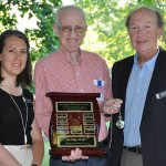 John Curry wins Goulbourn Museum's Heritage Advocacy Award