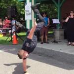 WATCH: Stittsville's breakdancing firefighter