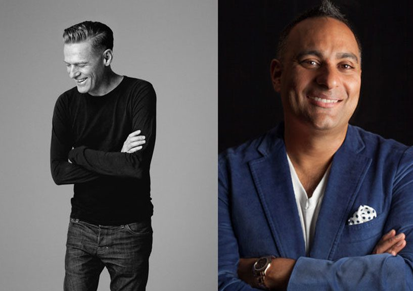 Bryan Adams and Russell Peters host the JUNOS on April 2 in Stittsville.