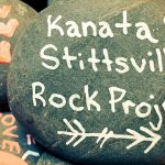 How rocks can play a role in spreading community kindness