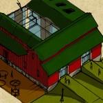 Andrew King reimagines the Bradley-Craig Farm