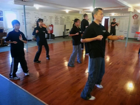 Kungfu Bistro staff have been practicing their dance moves in preparation for Chinese New Year.