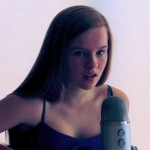 "VIDEO: Grace Lachance covers ""Never Say Never"""