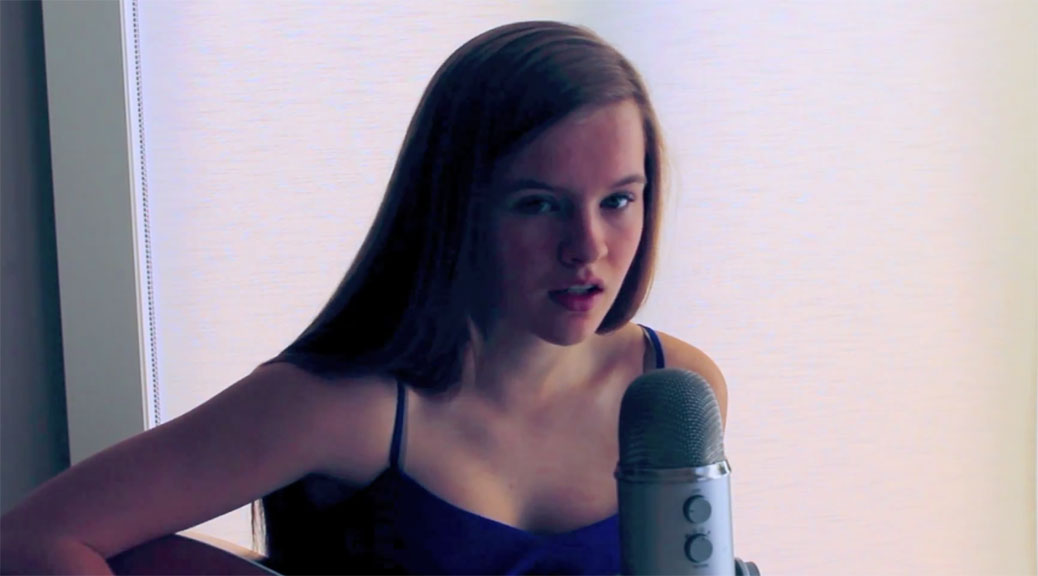 Stittsville's Grace Lachance covers The Fray