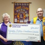 HIGH FIVE: Lions <em>Catch the Ace</em> raises $1,500 for Kanata hospice