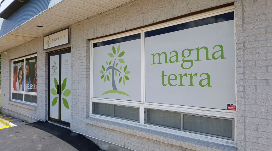 Magna Terra on Iber Road