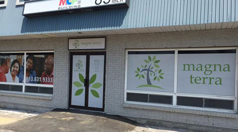 Magna Terra will be opening soon at 83 Iber Road. Photo via Facebook.