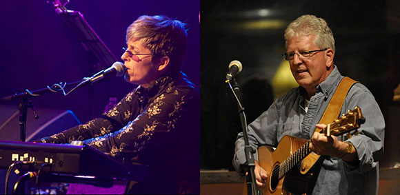 Gretchen Martin with Alan Sandeman play on Friday, July 15 at 7:00pm at Gaia Java on Stittsville Main Street.