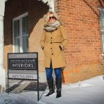 Heritage house on Stittsville Main gets new life as interior design studio