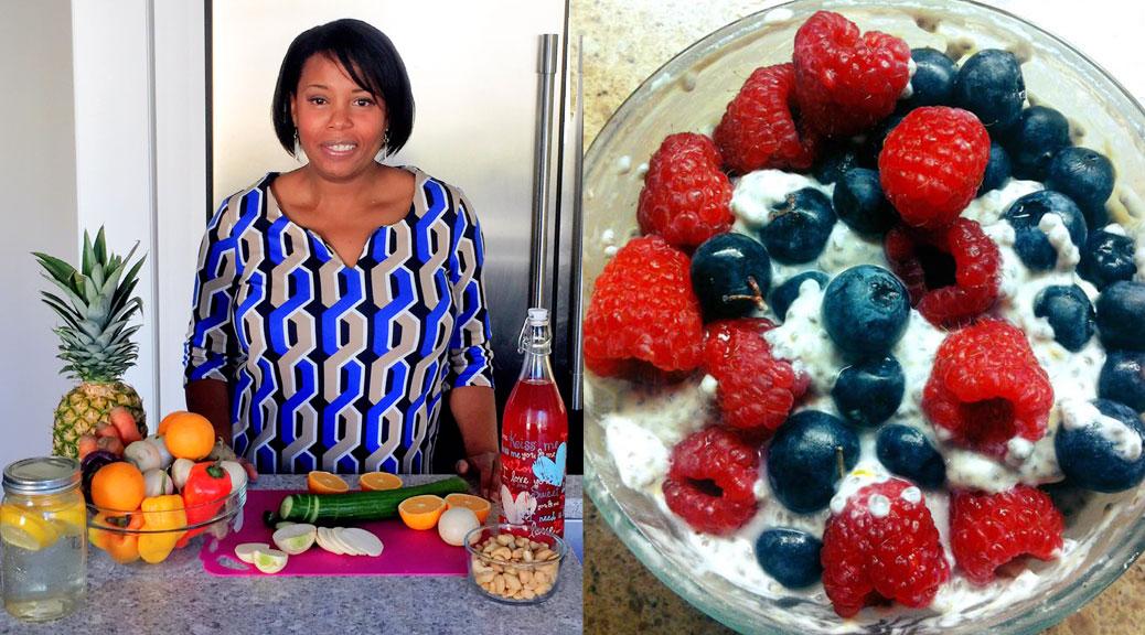 Melanie Reid, Holistic Nutritionist