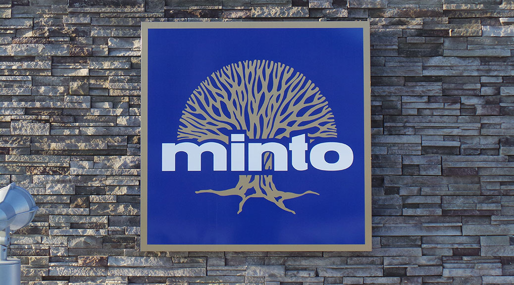Minto sign