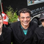 Firefighter Frank Muraca Turns up the heat with new food trailer