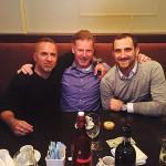 Two NHL captains visit Napoli's