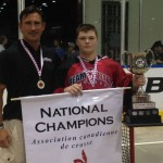 Nathan Grenon part of first-ever U17 Team Canada Lacrosse squad