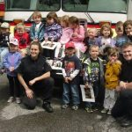 PHOTOS: Stittsville Co-operative Nursery School visits the firehall