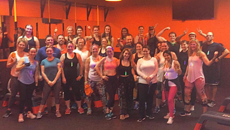 Members at Ottawa's two Orangetheory Fitness studios raised nearly $7,000 for ALS Canada. One of the locations is right here in Stittsville at Huntmar & Hazeldean.
