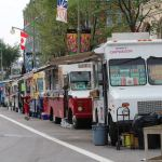 Food trucks are on the horizon
