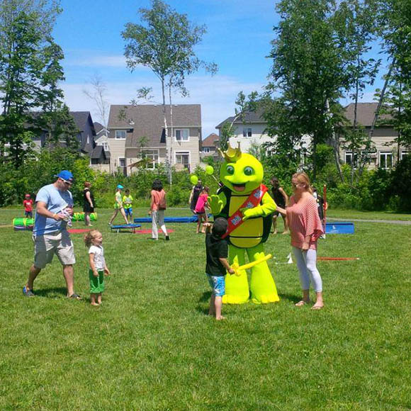 Jackson Trails Party in the Park 2015