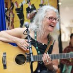 GAIA JAVA: Country/folk/bluegrass performer Pat Moore performs Friday