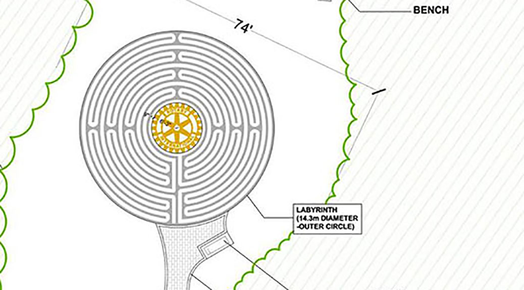 Peace Park Labyrinth