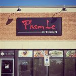 Restaurant transforms into Pham Le Kitchen on June 1