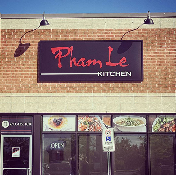 Photo via Instagram / @phamlekitchenottawa
