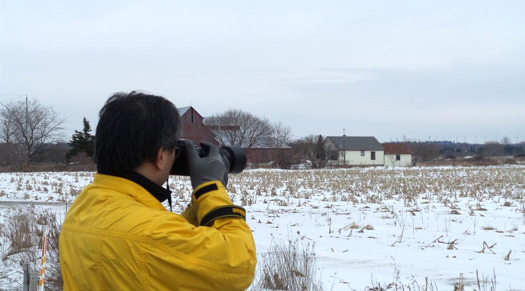 Photographing Bradley-Craig farm