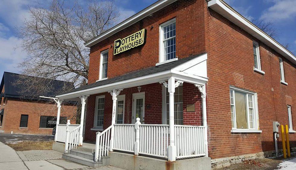 Pottery Playhouse on Stittsville Main