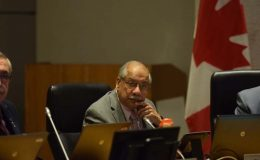 City councillor Shad Qadri. File photo by Devyn Barrie.