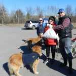 HIGH FIVE: Responsible Dog Owners of Canada clean up Shea Woods