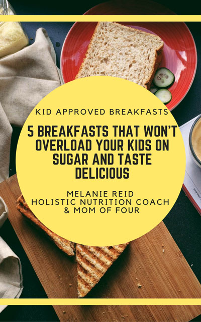 5 Breakfasts That Won't Overload Your Kids On Sugar And Taste Delicious