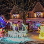 STITTSVILLE CHRISTMAS LIGHTS #3: Renshaw Avenue