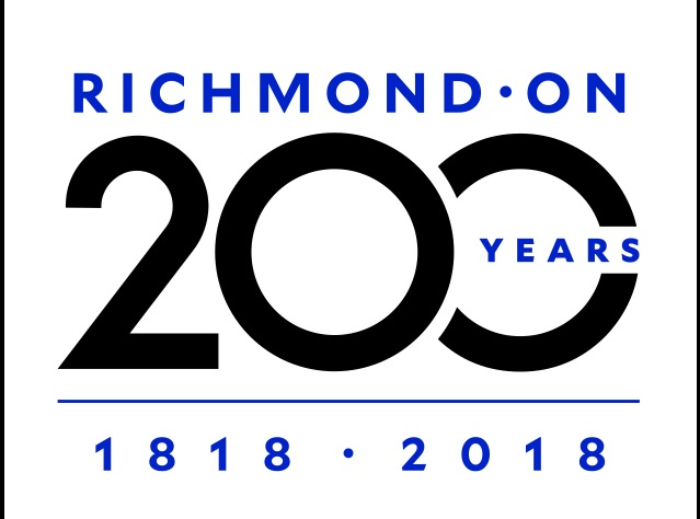 Richmond 200 years 1818-2018
