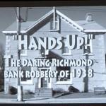 Video recounts 1938 Richmond bank robbery