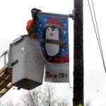 RICHMOND: Kid-designed winter banners proudly fly