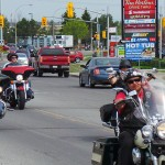 Ride for Disabled Vets roars through Stittsville