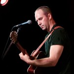 Talented singer/songwriter Ron Mills plays at Gaia Java on January 23