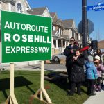 "COMMENT: The ""creative activism"" behind the Rosehill Expressway launch"