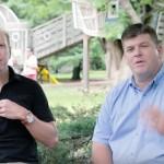 VIDEO: Paul Meek interviews Mark Saunders