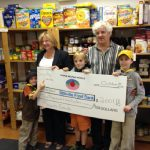 Stittsville Scouts, Cubs and Beavers donate over $2,000 to Stittsville Food Bank