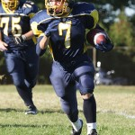 Sean Stoqua receives Bell Warriors football scholarship