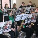 SEVEC Youth Exchange groups give back to Carleton Place through music