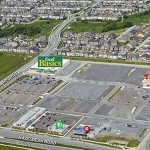 What's going in next to the Food Basics at Hazeldean/Huntmar?