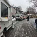 """A terrible loss"": Afternoon fire on Snowberry Way injures two firefighters"